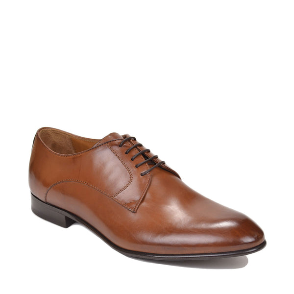 Virotto Lace-up - Cognac Leather - FINAL SALE