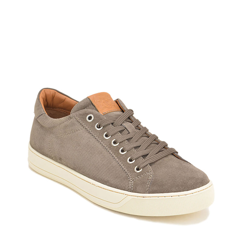 Walter Sneaker - Taupe Suede