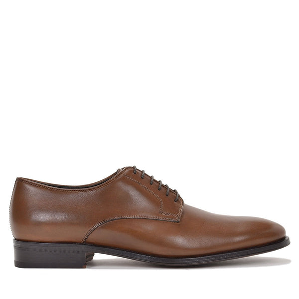 Werter Lace-up - FINAL SALE - Chestnut Leather