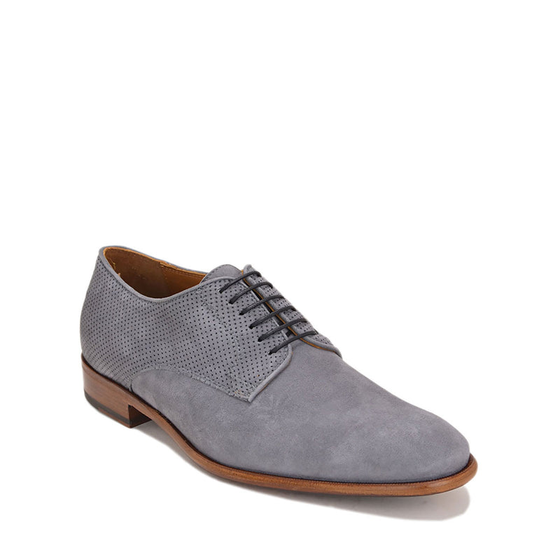 Werter Suede Lace-up - Grey Suede