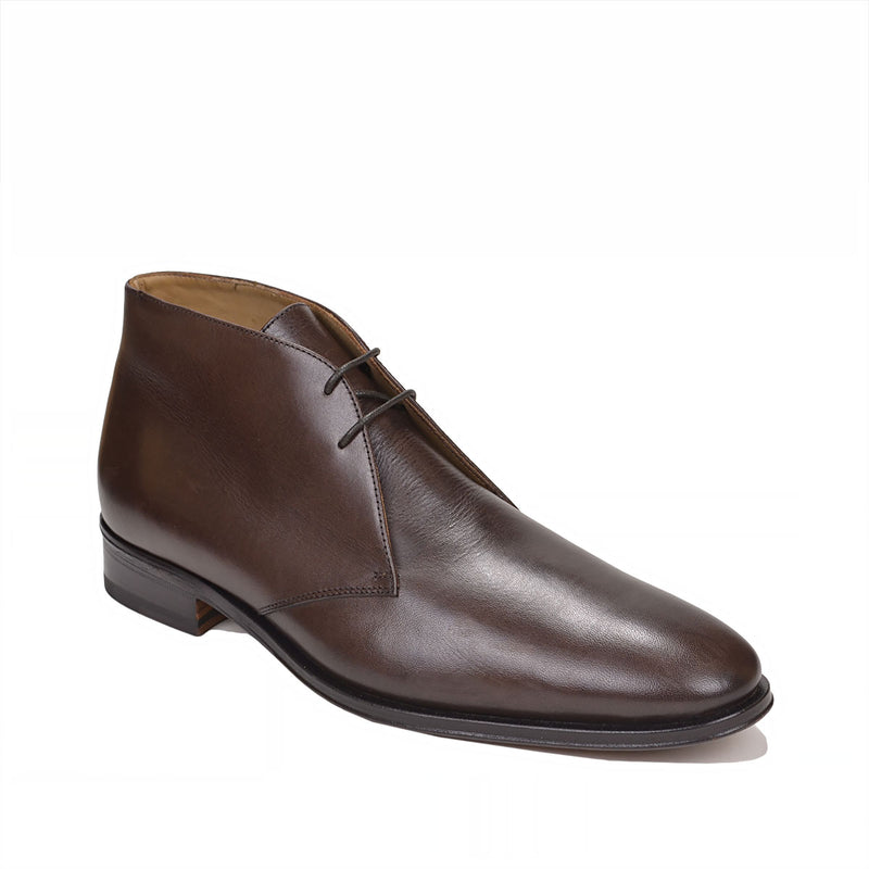 Weston Boot - FINAL SALE - Dark Brown Leather