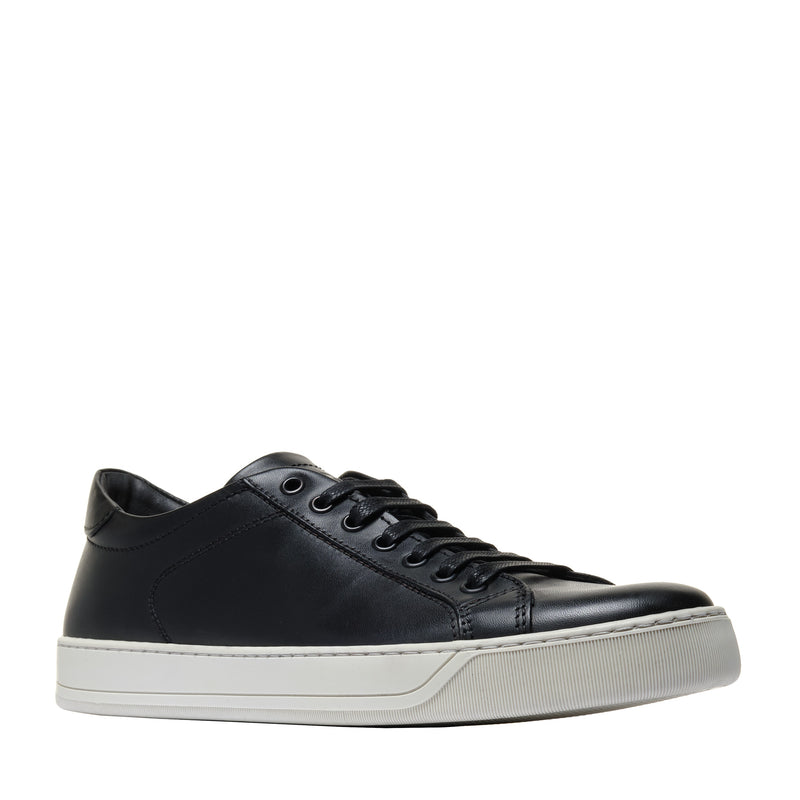 Westy Leather Sneaker - Black