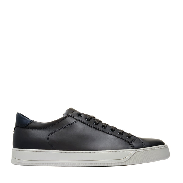 Westy Leather Sneaker - Grey