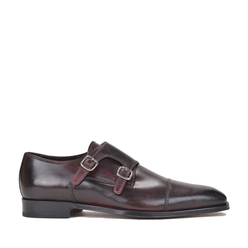 Collezione Yarlot Monk Strap - Bordo Leather - FINAL SALE
