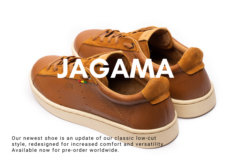 Introducing Jagama, Our Newest Shoe