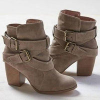 Cute Booties For Fall Winter