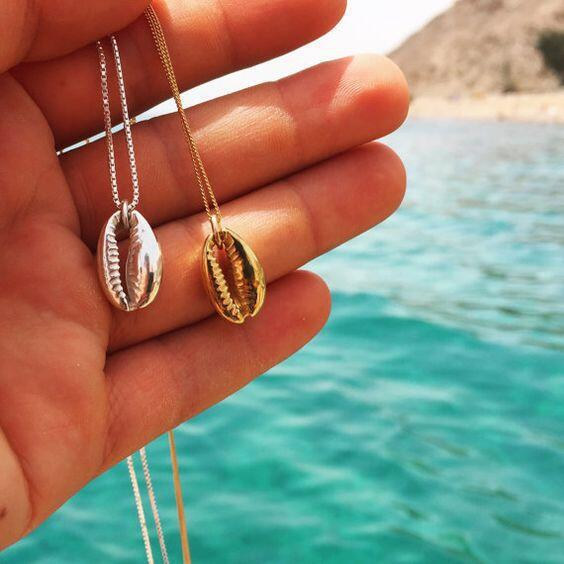 Creative Shell Necklace