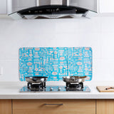 Gas Stove Aluminum Foil Oil Proof Plate Kitchen Cooking Oil Separator Oil Baffle