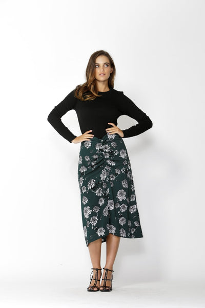 Magnolia Fields Skirt | Lyn Rose Boutique