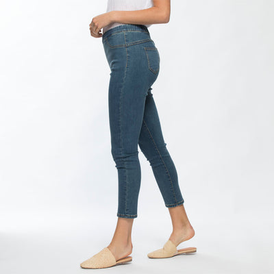 Threadz Crop Denim
