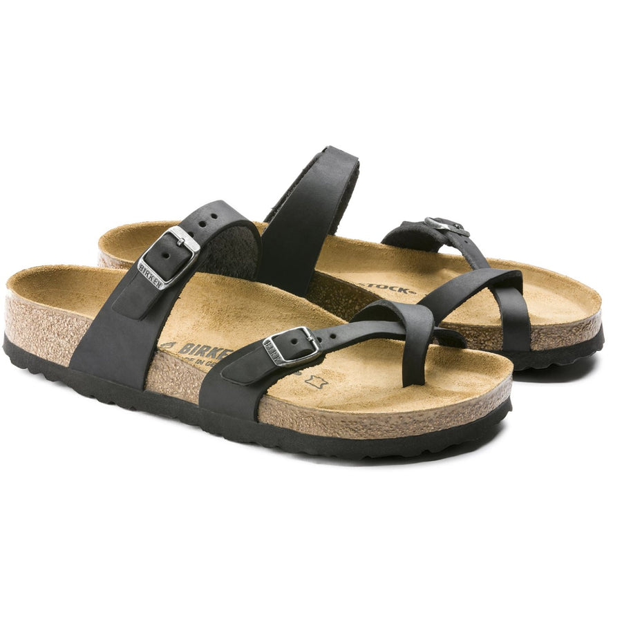 Birkenstock Mayari Black Women | Lyn Rose Boutique