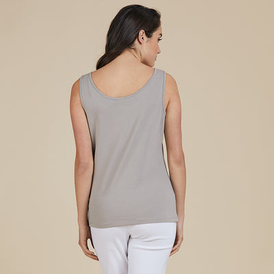 Cotton Cami - Natural