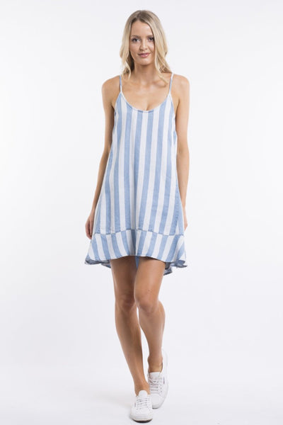 Jewels Stripe Dress