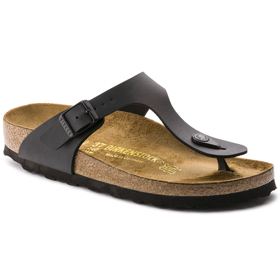 Birkenstock Gizeh Black Women | Lyn Rose Boutique