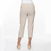 Threadz 3/4 Pants Women Taupe | Lyn Rose Boutique