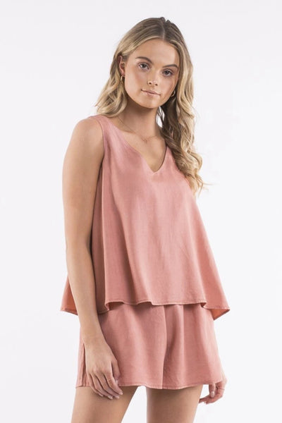 Dahlia Playsuit Women | Lyn Rose Boutique
