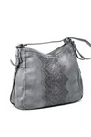 Elsie Handbag Pacman Grey | Lyn Rose Boutique