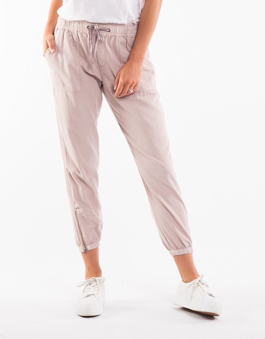 Florence Pant - Washed Pink