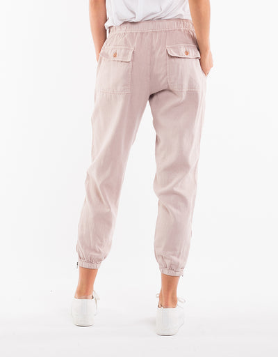 Florence Women Pant Washed Pink | Lyn Rose Boutique