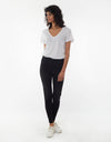 Lenny Jegging Women Black | Lyn Rose Boutique