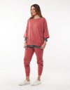 Mazie Sweat I Lyn Rose Boutique