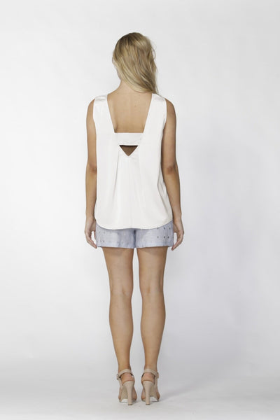 Breetta Sleeveless Top Women | Lyn Rose Boutique