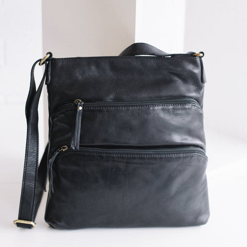 Sandy, Sling Bag - Black