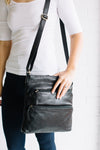 Sandy Sling Bag - Black