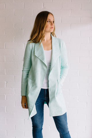 Willow Jacket - Mint