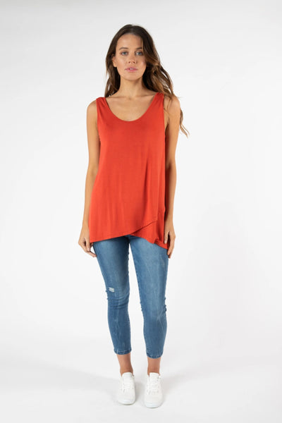 Zorita Tank Women Sunset | Lyn Rose Boutique