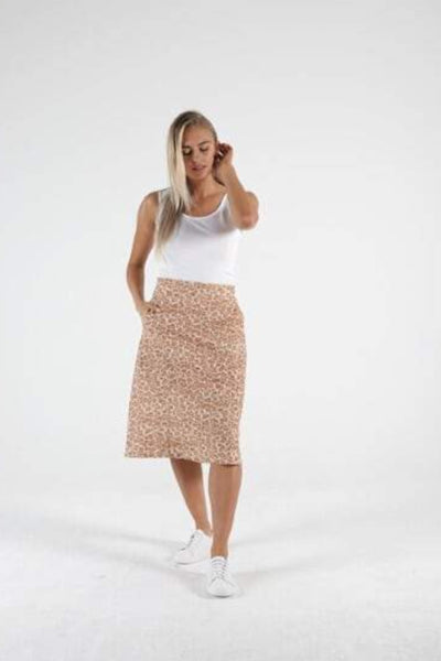 Morgan Skirt Amazon | Lyn Rose Boutique