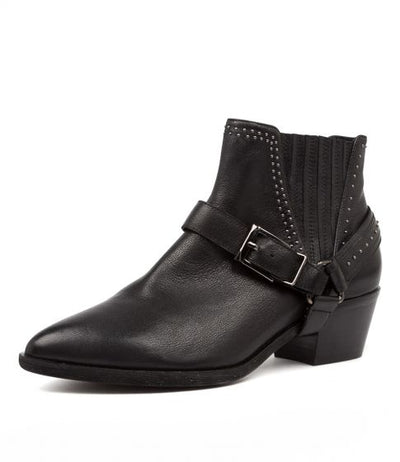 Apower Boot Black Women | Lyn Rose Boutique