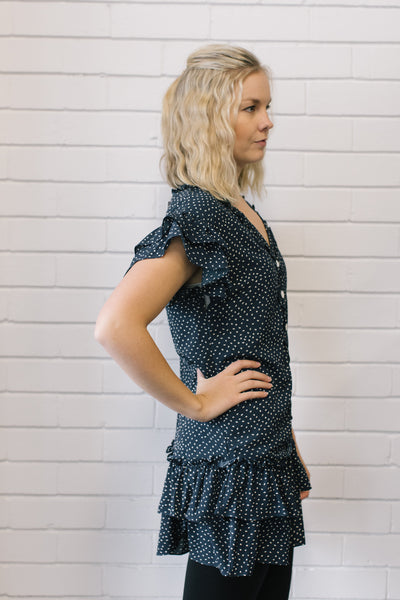 Dotty Dress Women | Lyn Rose Boutique