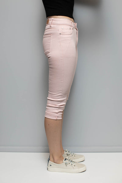 3/4 Jean Pink Women | Lyn Rose Boutique