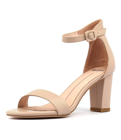 Gessie Heels Nude | Lyn Rose Boutique