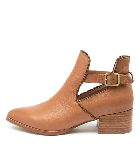 Dazin Boots Women Tan | Lyn Rose Boutique
