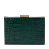 Caterina Croc Emerald | Lyn Rose Boutique
