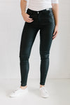 Wax Stretch Women Black | Lyn Rose Boutique