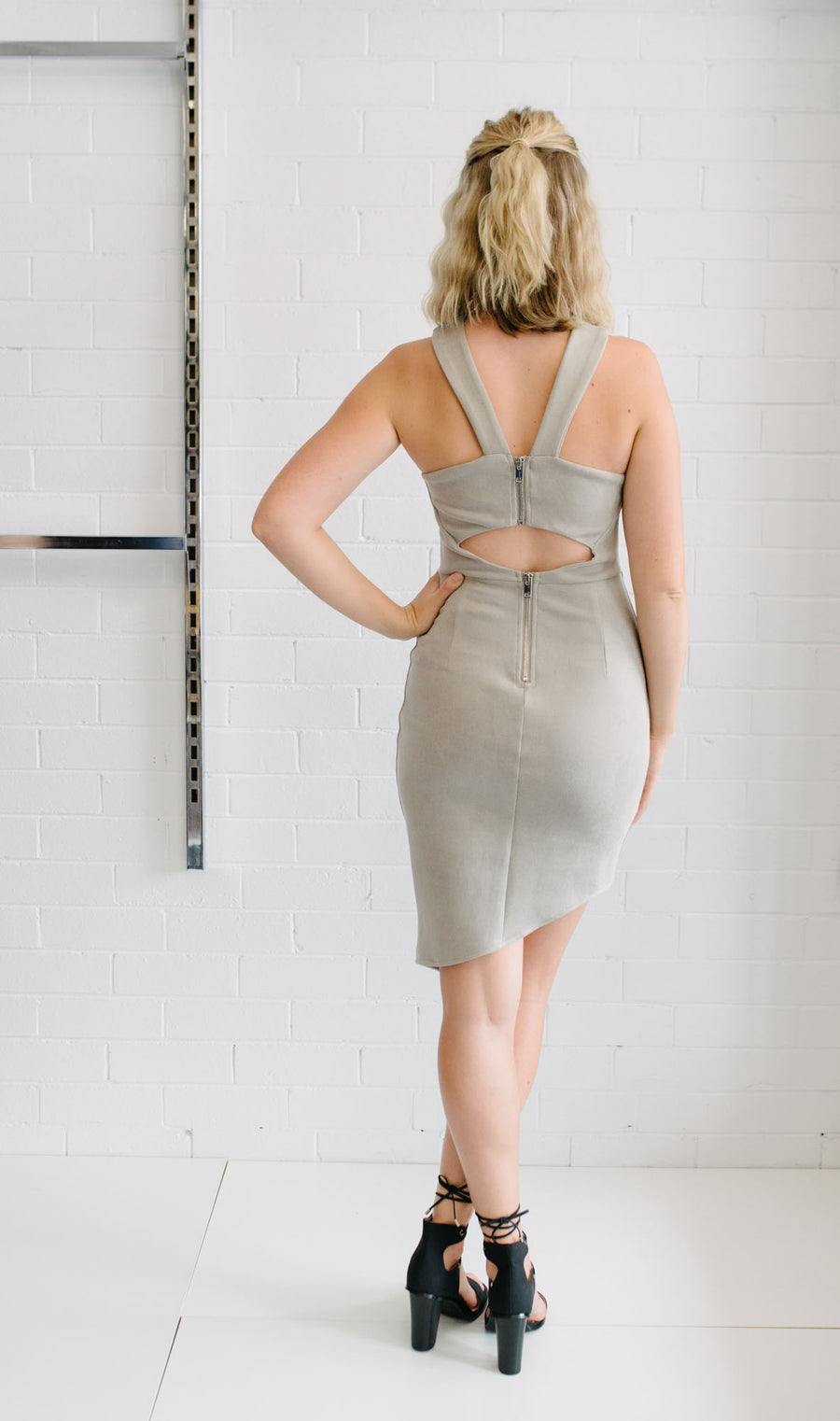 Cobblestone Women Dress  | Lyn Rose Boutique