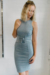 Amanda Dress Sky Blue Women | Lyn Rose Boutique