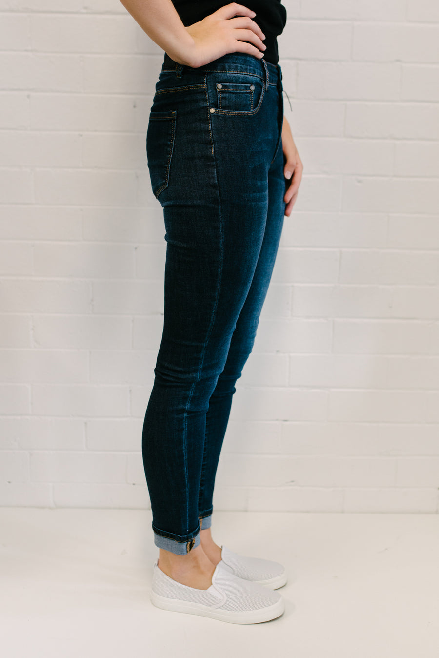 Blue Fade Denim Women | Lyn Rose Boutique