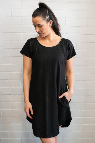 Ginger Women Dress Black | Lyn Rose Boutique