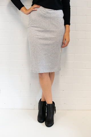 Grey Marle Skirt -One Size