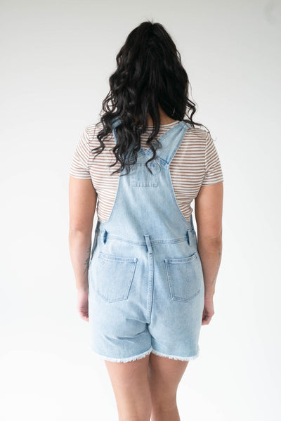 Ruggered Women's Overall Silent Theory | Lyn Rose Boutique