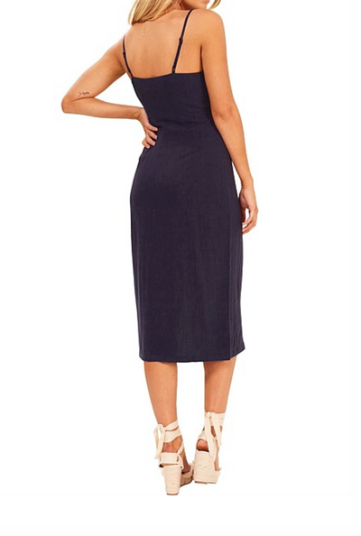 Anita Midi Dress Women | Lyn Rose Boutique