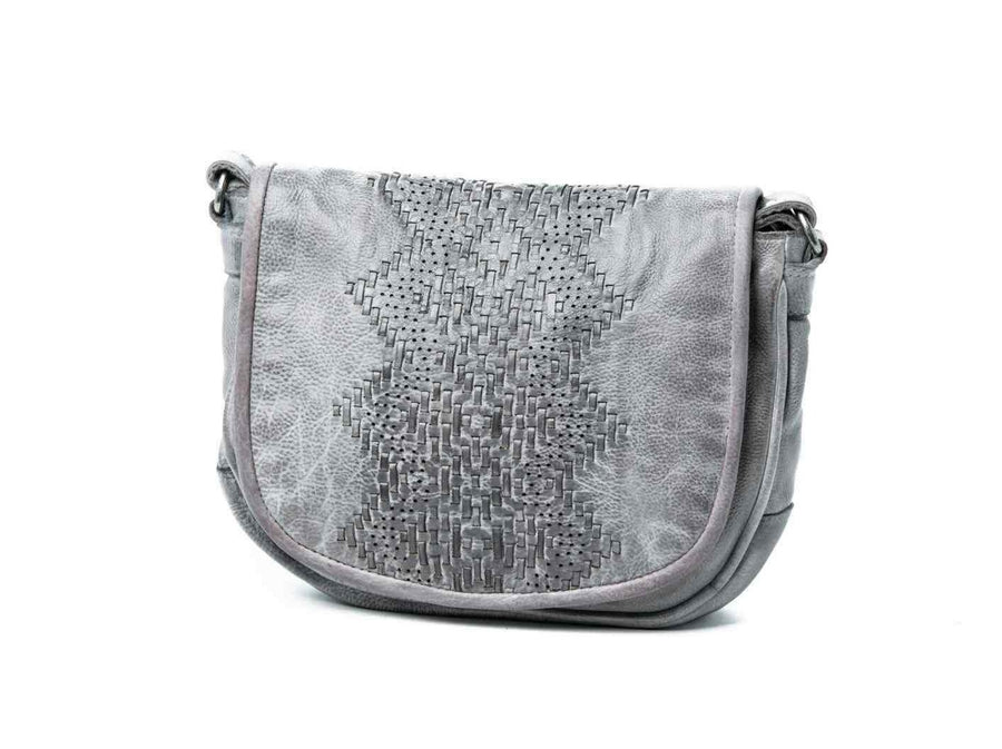 Tracy Handbag Pacman Grey | Lyn Rose Boutique