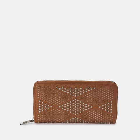 Lily Studded Wallet