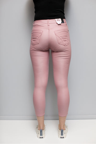 Stretch Wax 7/8 Women Pink | Lyn Rose Boutique