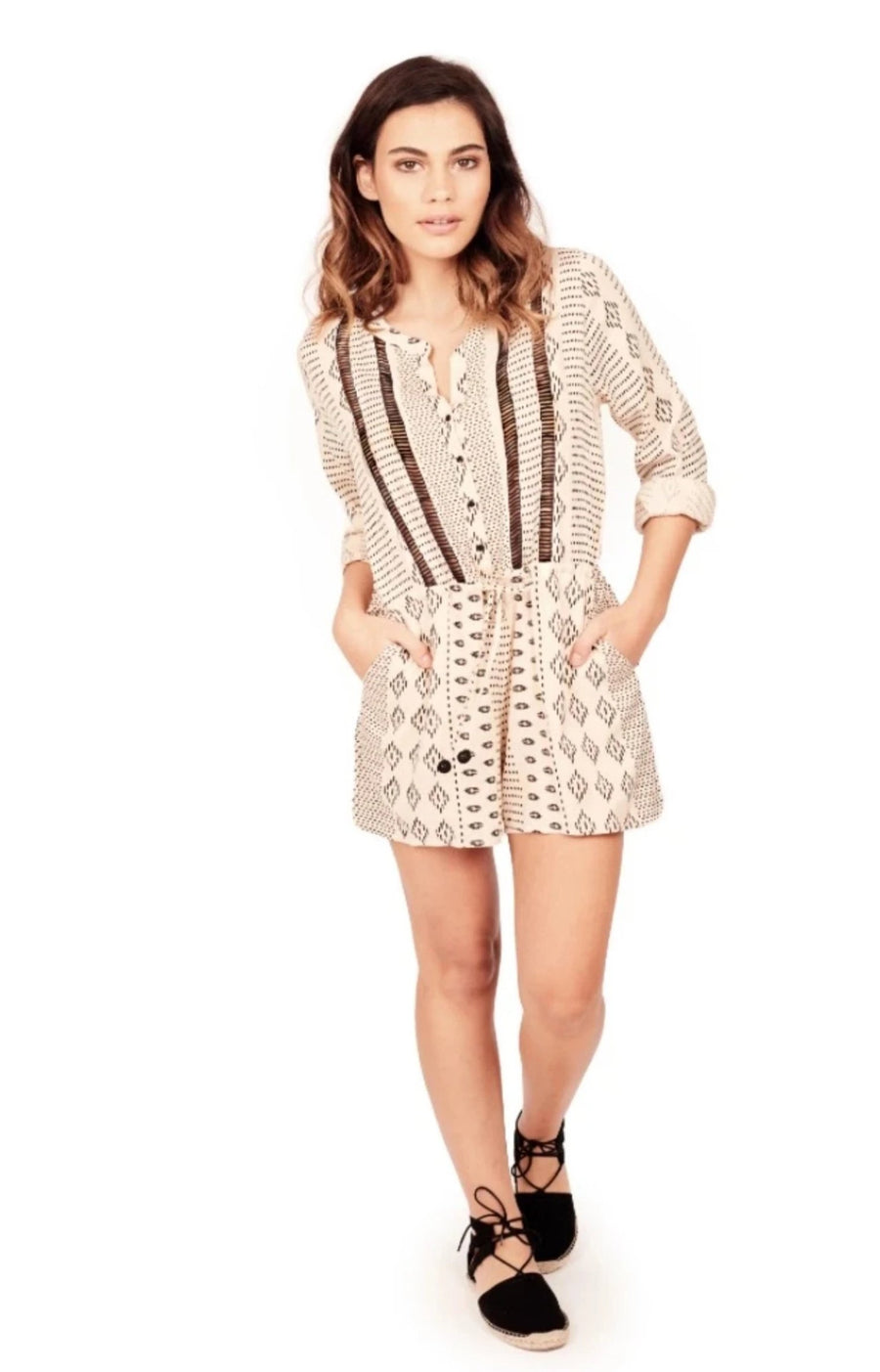 Wanderer Playsuit Women | Lyn Rose Boutique