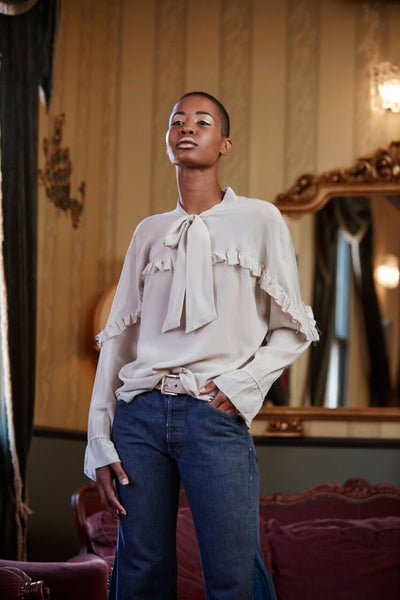 Thavil Shirt Maud Dainty  | Lyn Rose Boutique